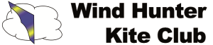 Logo Wind Hunter Kite Team